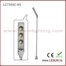 Alta Qualidade 3W Slim LED Jóias Pólo Luz para Showcase LC7355c-N-3