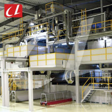 CL-SSS PP Spunbond Fabric Making Nonwoven PP Machine for Hygiene Products