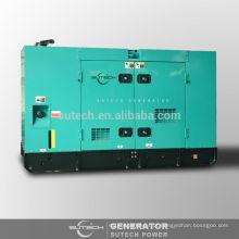 Venda de fábrica! Gerador diesel à prova de som de 15kw alimentado por CUMMINS motor 4B3.9-G2
