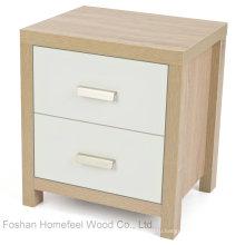 Новый дизайн Современная мебель для спальни Ночной тумбочек (HF-EY0823)