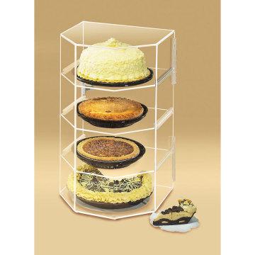 Store Acryl Display für Kuchen, Einzelhandel Acryl Display Regal