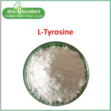 Polvo fino de aminoácido L-tirosina