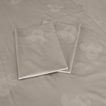 CVC 20/80 Jacquard Bed Sheets