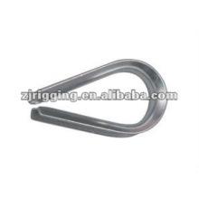 Dedal de cuerda de alambre DIN6899 A