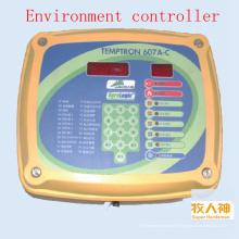 Controlador de ambiente personalizado Temptron 607 para aviário