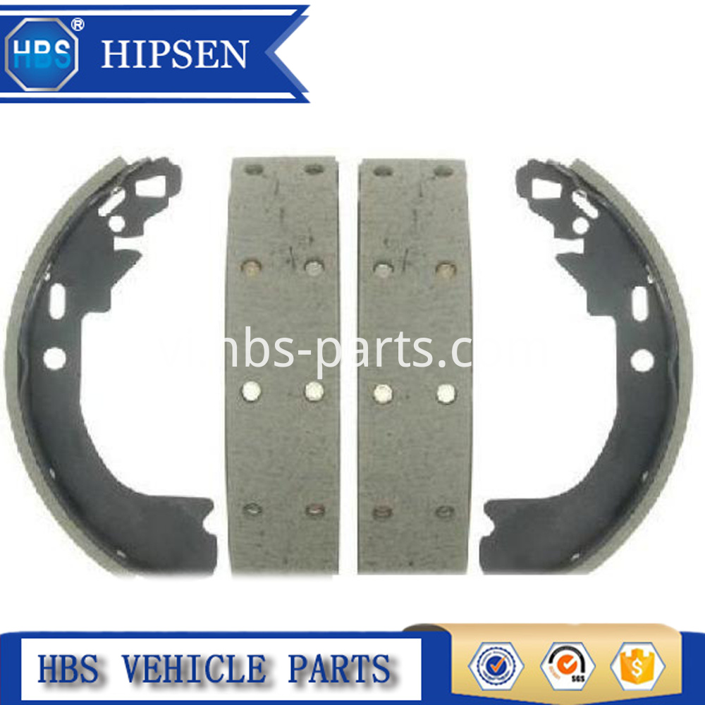 Brake Shoes For BUICK Cadillac GMC