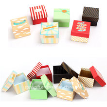 Barato Imprensa Mini Embalagem Caixa De Presente Papel De Presente / Assista Embalagem Caixas