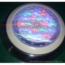 IP68 RGB Remoted LED Unterwasser Schwimmbad Licht