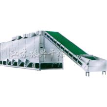 DW Secador de cinta de malla para alimentación de partículas
