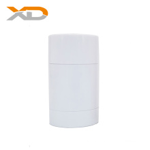 30ml 50ml 75ml twist up empty gel deodorant stick container deo stick tube bottle