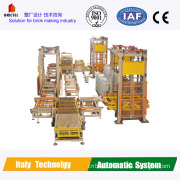 The High Quality Baked Brick Making Machine in Automatic Brick Manufacturing Plant (JKY)