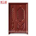 Steel Door Iron Gate Design Galvanized Door