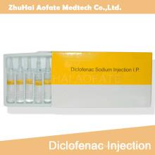 Диклофенак натрия инъекции