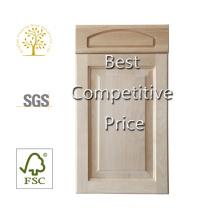 Veneer Solid Wood Melamine Poplar Core Door
