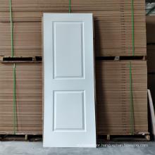 GO-T02 China Doors modern panel door for house white primer sliding door