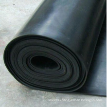 Black Rubber Sheet Roll for Flooring Usage