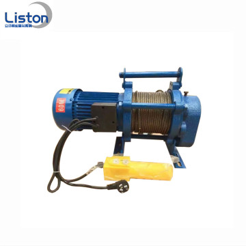 1 Ton Lifting Electric Wire Rope Winch Lyft