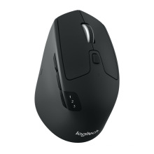 Logitech M720 Rechargeable Wireless Mouse Excellent Dual Mode 2.4G Usb Optical Mouse Ergonomic Gaming Mice For Computer Office