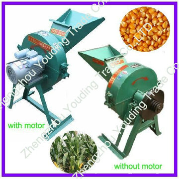 machine de fabrication de farine de maïs mini (multi-fonction)