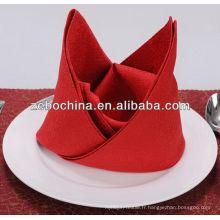 Fabrique directe en haute qualité faite en gros serviette de coton en coton pour femme