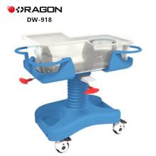 DW-918 Hospital Medical Pneumatic Adjustment ABS Bassinets