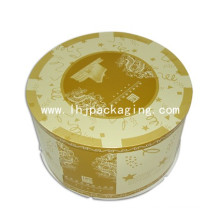 Luxury Plate Packaging Round Paper Box