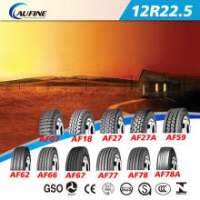 Alta calidad neumático de TBR, neumático Radial (11R22.5 12R22.5 315/80R22.5)