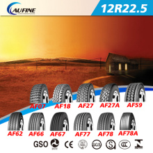 12r22.5 All Steel TBR Tyre Radial Truck Tyre with Reach ECE DOT Labelling