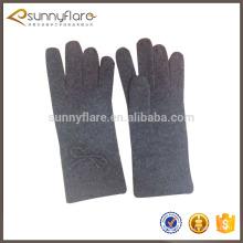 Women 100 cashmere gloves for winter