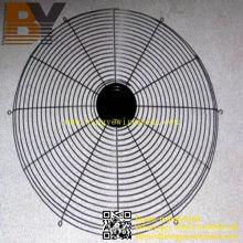 Cubierta plateada cromo de la alta calidad de la fan