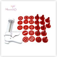 Boa Qualidade Promocional ABS + PS + PP + S / S Geada Deco Pen Set
