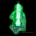 Скелет Светящаяся Палочка Светящиеся Игрушки Пластиковые Скелет (М-48152)