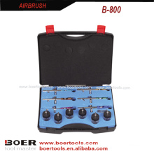 Kit de Aerógrafo 6PCS B-600A