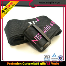 De bonne qualité ceinture de bagages personnalisée avec serrure