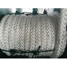 12-Strand Ropes Mooring Rope PP Rope Polyester Rope PE Rope