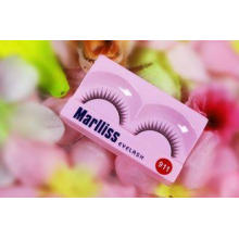 Perfect Natural Synthetic False Eyelashes Permanent , Half