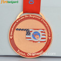 Custom Military Medals With Plating