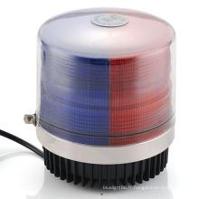 Flash LED lumière AVERTISSEMENT Beacon (HL-213 rouge & bleu)