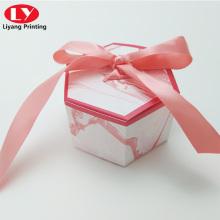 Caja de empaque de regalo pequeña para galletas y dulces