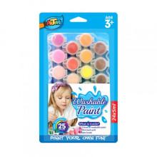 2018 горячий продавать отличное качество 24шт моющиеся краски для детей