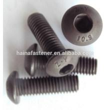 ISO7380 hexagonal socket round head screw m8*30