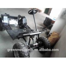 Suspensión de acero para coche eléctrico