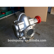 Electric explosion proof gear pump for viscosity chemical transfer pump for chemical industry