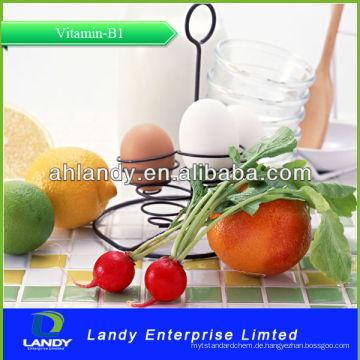Pharm Grade VB1 Vitamin B1 Thiamin HCL / Mononitrat