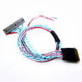 40Pin 2Channel 6Bit LED LCD LVDS Screen Cable