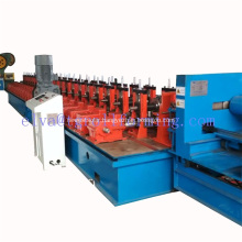 Solar water heater bracket forming machine