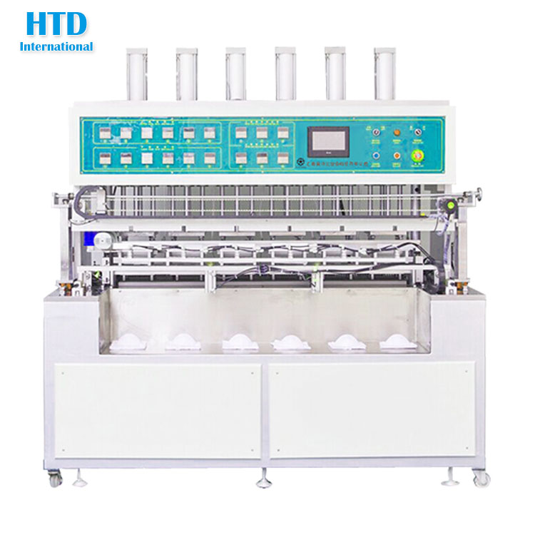 Cup Mask Forming Machine Semi Auto