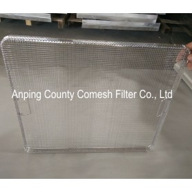 316 Stainless Steel Perforated Metal Tray