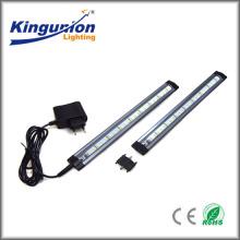 Garantía comercial 12v 2835 smd tira rígida led Alto brillo de aluminio con CE ROHS