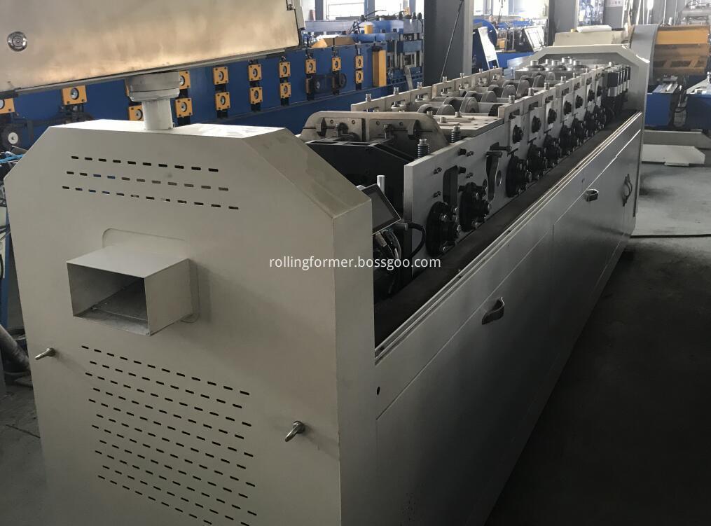 89 CU profile light gauge steel framing machine 9